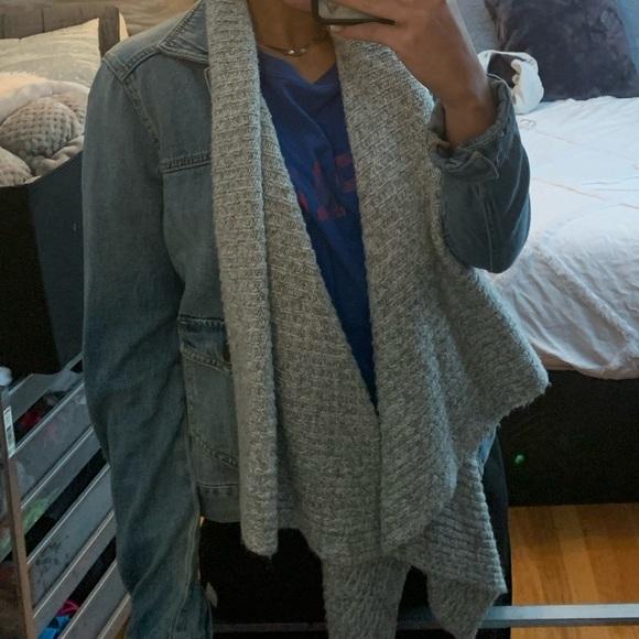 Abercrombie& & Fitch Jean jacket